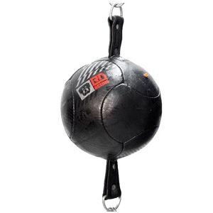Ballon double élastique cuir V5 RD Boxing