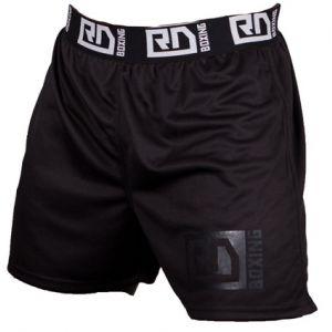 Boxing Short Performer Filet Mesh Noir V5