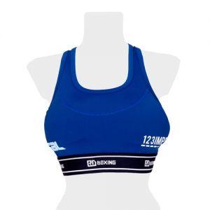 Brassiere de protection feminine bleu WGBC #14 Ltd