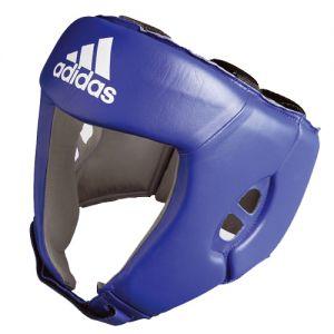 Casque de boxe anglaise bleu Adidas