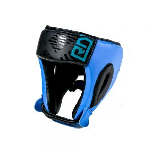 casque boxe Junior V4 bleu RD boxing
