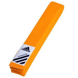 ceinture club orange