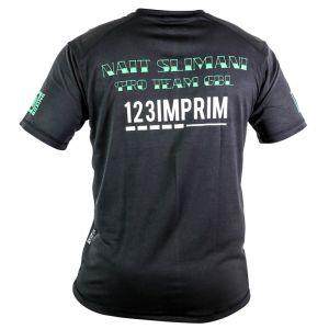 FIGHTER WEAR : T-shirt respirant GBL Nait Slimani Ltd