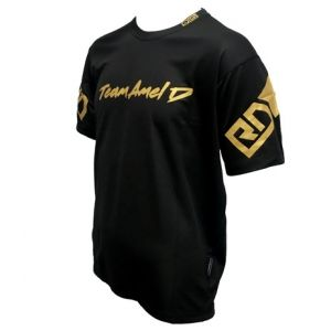 FIGHTER WEAR : T-shirt respirant Unisex Amel DEHBY Ltd-Or-XL