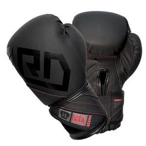gants de boxe rumble v5 noir RD boxing