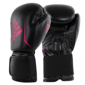 Gants de boxe SPEED 50 adidas Noir/Rose
