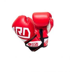 Gants de boxe training v4 junior rouge RD boxing