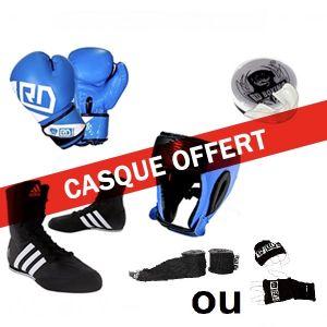 KIT Compétition jeune BA Unisex bleu + CASQUE OFFERT