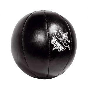 Medecine ball en cuir 1.25 kg