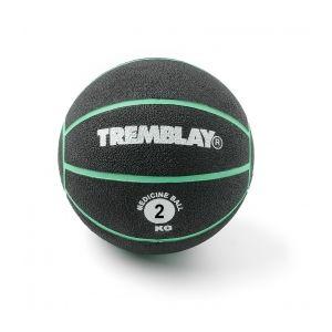 medecine ball pvc 2 kg