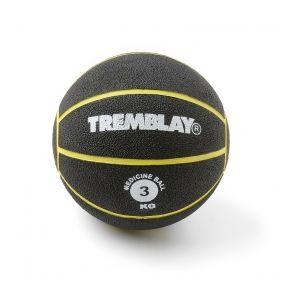 medecine ball pvc 3 kg