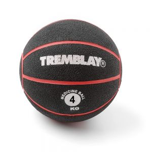 medecine ball pvc 4 kg