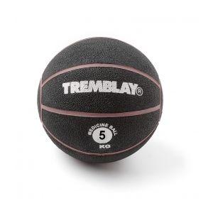 medecine ball pvc 5 kg