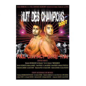 nuit des champions 2007
