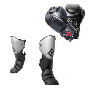 PACK K1/ MUAY THAÏ V5 STENCIL V5 noir/gris
