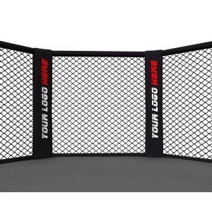 Panneaux Grillagés De Cage De MMA