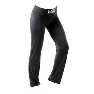 Pantalon Femme de Savate Boxe Française Noir - MEDIUM 96cm de long-Noir-M