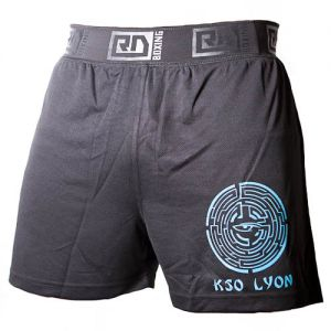 PERSO CLUB: Short Performer Pieds-Poings-Noir-M