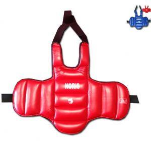 plastron boxe thaï/karate reversible
