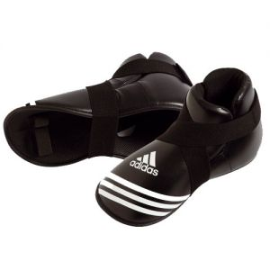 protege pied full contact noir Adidas