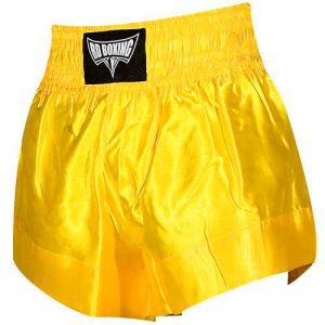 short thai tribal jaune