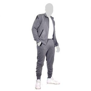 Survêtement Veste + Pants slim fit  RD BOXING Polyester Gris