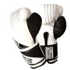 Gants de boxe Rdboxing rumble v3 blanc et noir